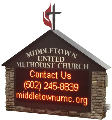 RETROFIT CHURCH SIGNS